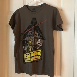 Star Wars Graphic T-Shirt Men's Small